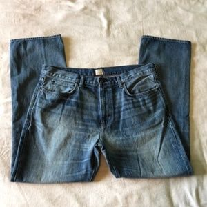 J Crew Men's Vintage Slim Jeans sz 36x32